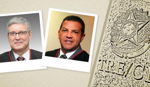 Pleno do Tribunal de Justiça do Ceará elege desembargadores para TRE