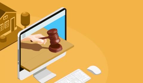 Judiciário cearense promove pela primeira vez leilão eletrônico de imóveis