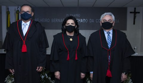 Nova presidente do Tribunal Justiça vai aliar tecnologia com humanização dos serviços
