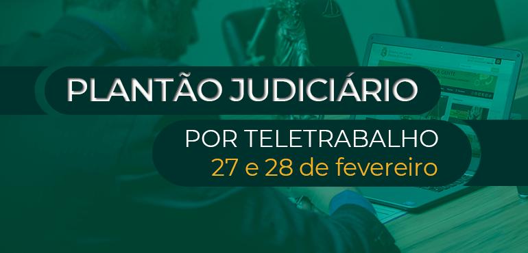 Justiça cearense garante atendimento na Capital e no Interior por meio de plantão eletrônico