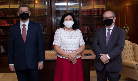 Presidente do TJCE e procurador-geral do Município de Fortaleza reforçam a importância da conciliação
