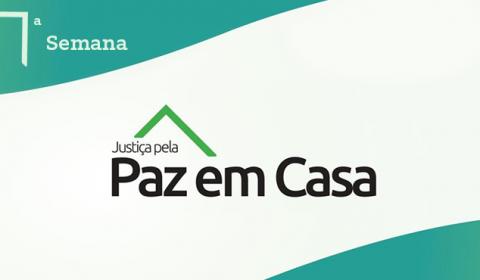 Judiciário cearense agenda 256 audiências virtuais para 17ª Semana da Paz em Casa