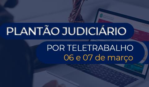 Plantão eletrônico garante funcionamento da Justiça cearense neste fim de semana