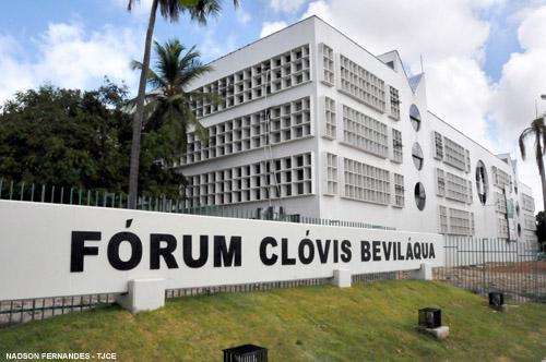 Resultado de imagem para Fórum Clóvis Beviláqua