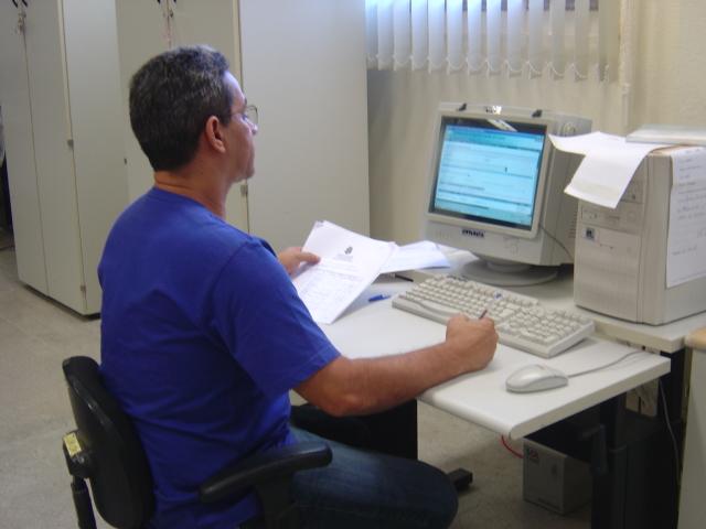 Tribunal informatiza o cadastramento de processos do Arquivo